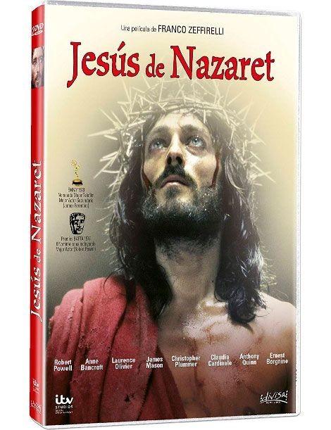 Jesús de Nazaret (2 DVDs)
