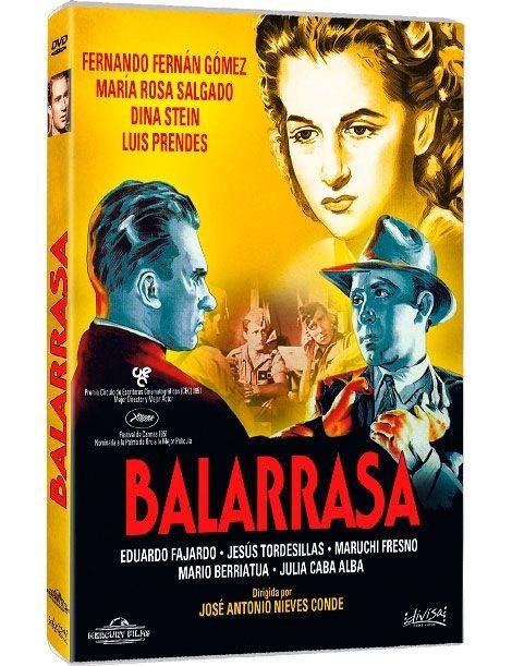 Balarrasa (DVD)