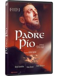 Película en DVD Padre Pio