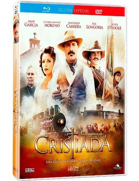 For Greater Glory (Cristiada) BD+DVD