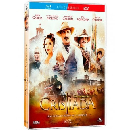 For Greater Glory (Cristiada) combo BD+DVD