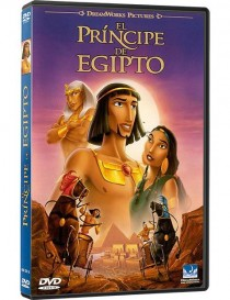 The Prince of Egypt (DVD)
