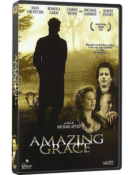 Amazing Grace DVD pelicula con valores recomendada