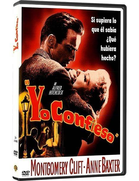 I Confess DVD