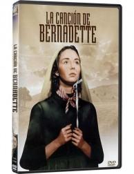 La Canción de Bernadette dvd