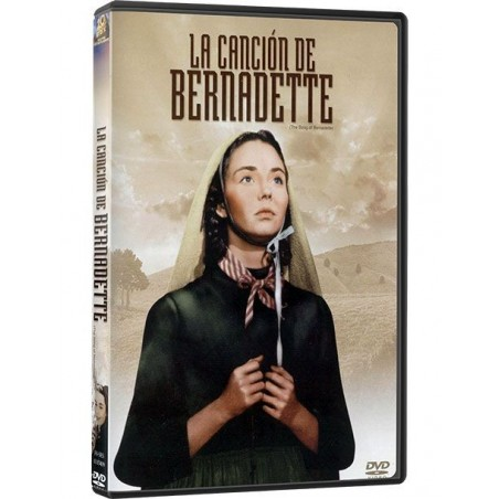 La Canción de Bernadette (DVD)