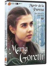 Película en DVD MARÍA GORETTI