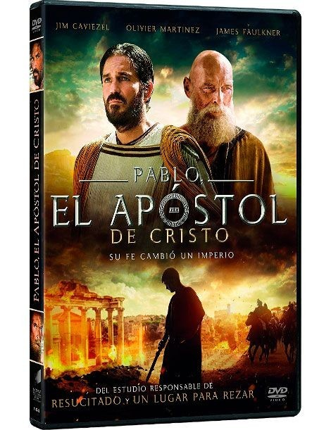 Pablo El Apostol De Cristo (DVD)