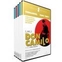 Pack Don Camilo dvd