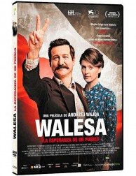 Walesa, la esperanza de un pueblo - DVD movie