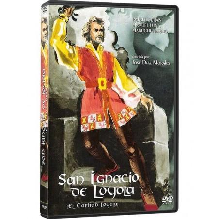 San Ignacio de Loyola (El capitán Loyola - DVD)
