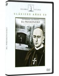 Película en DVD El Prisionero