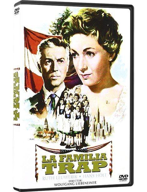 La Familia Trapp DVD película recomendada