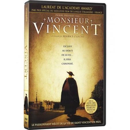 Monsieur Vincent DVD película sobre San Vicente de Paúl