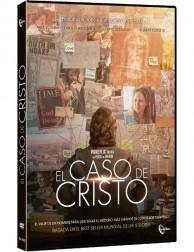 Película en DVD EL CASO DE CRISTO