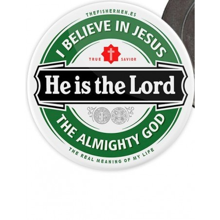 Abrelatas He Is The Lord