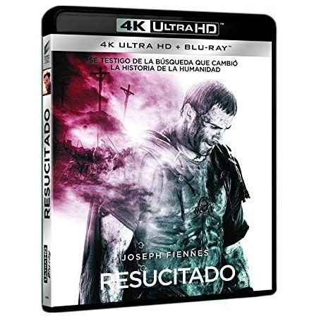 Resucitado (4K Ultra HD + Blu-Ray)