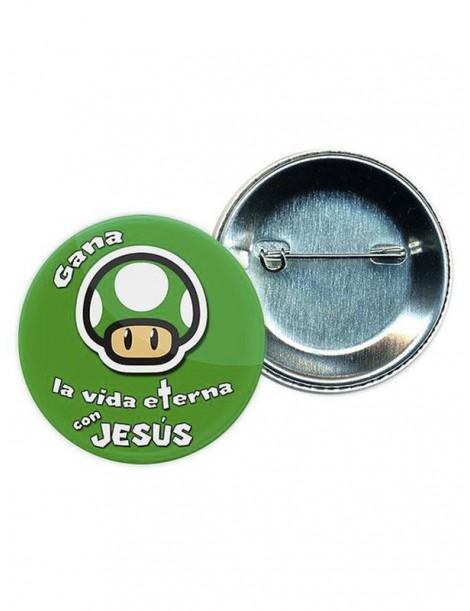 Chapa Gana la vida eterna con Jesús