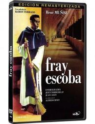 Fray Escoba DVD