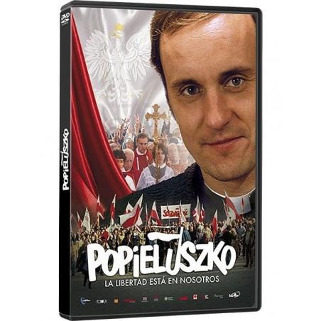 POPIELUSZKO: La libertad está en nosotros (DVD)