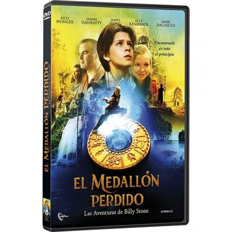 The Lost Medallion: The Adventures Of Billy Stone (DVD)