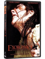El Exorcismo de Emily Rose DVD