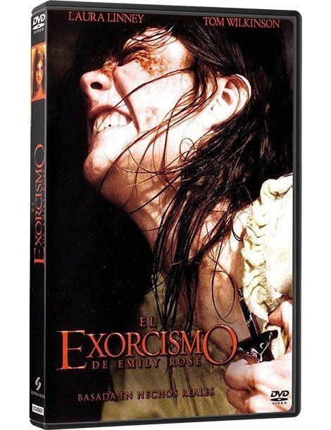El Exorcismo de Emily Rose DVD