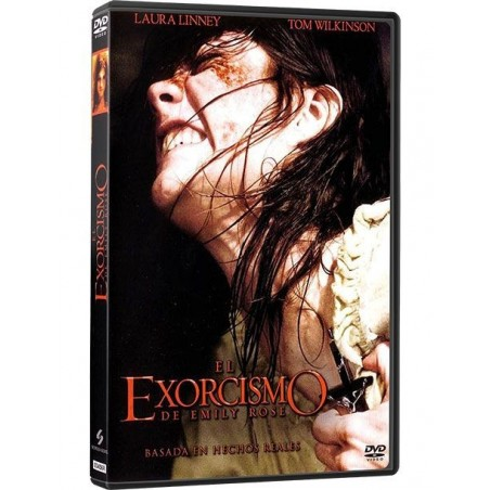 El Exorcismo de Emily Rose (DVD)