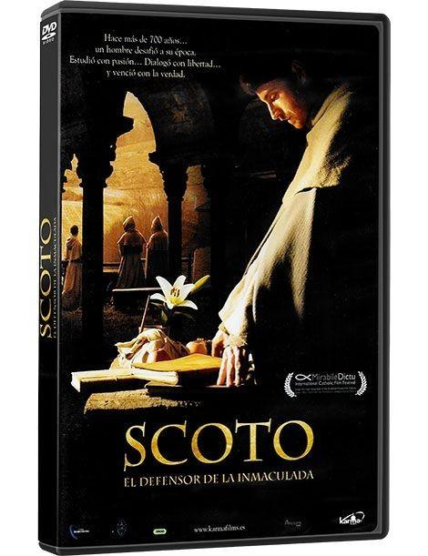Scoto: El Defensor de la Inmaculada DVD película religiosa recomendada