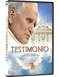 Testimony: The Untold Story Of Pope John Paul II (DVD)