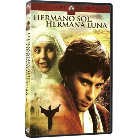 Hermano Sol, Hermana Luna (DVD)