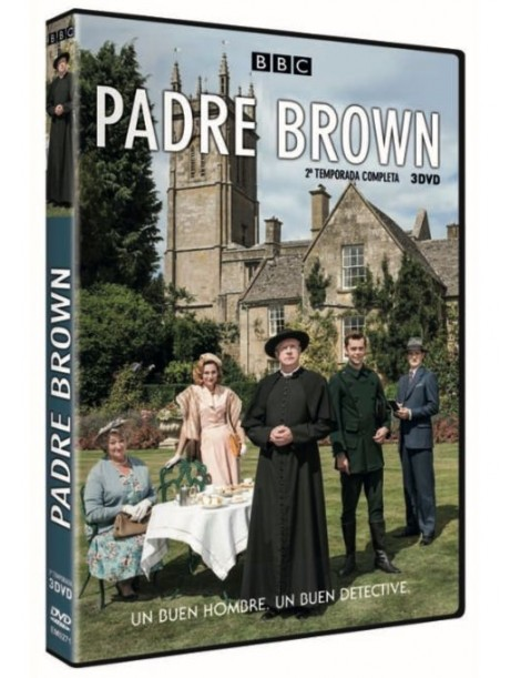 Padre Brown - 1ª Temporada  (3 DVDs)