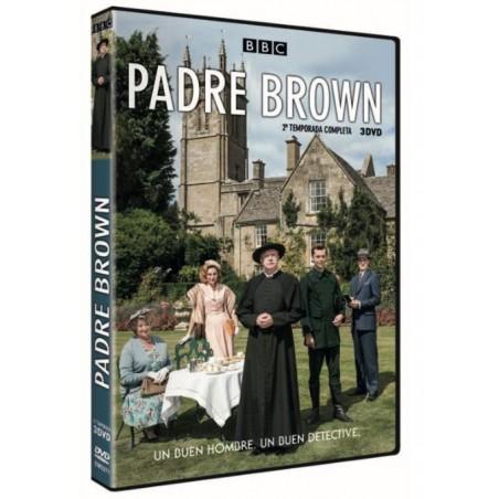 Father Brown - Season 2 (3 DVD's)