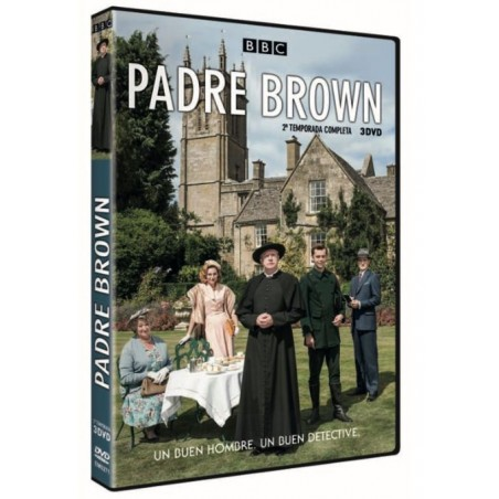 Padre Brown - 2ª Temporada  (3 DVDs)
