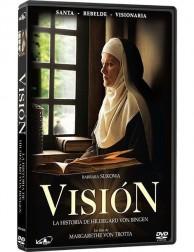 Película en DVD Vision: La historia de Hildegard Von Bingen