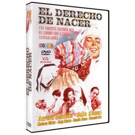 El derecho de nacer (DVD)