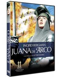 Juana de Arco - Victor Fleming (DVD)