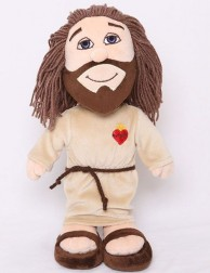 Peluche Jesús de la Misericordia