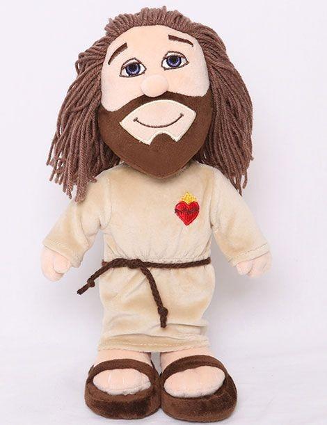 Peluche Jesús
