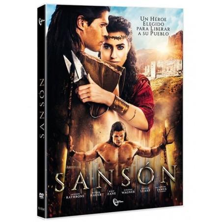 Sansón (DVD)