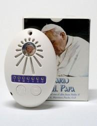 El Rosario del Papa REZA EL ROSARIO electrónico con San Juan Pablo II