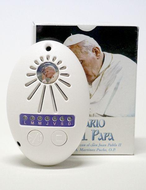 El Rosario del Papa