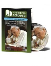 Rosario con San Juan Pablo II - Audiolibro