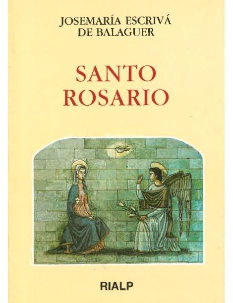 Santo Rosario LIBRO de San Josemaría