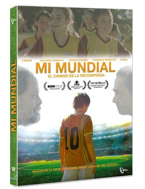 Película en DVD MI MUNDIAL