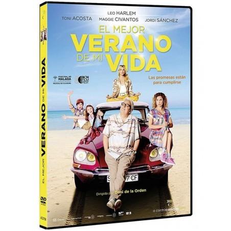 El mejor verano de mi vida (DVD)