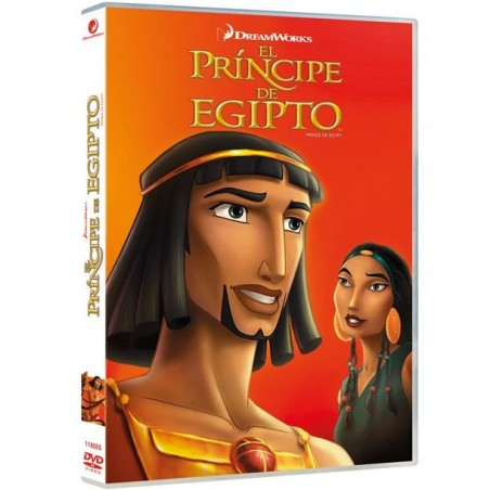 The Prince of Egypt (DVD)
