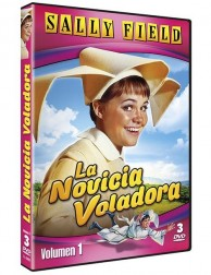 The Flying Nun - Series 1 (3 DVD's)
