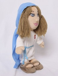 Plush Immaculate Heart of Mary
