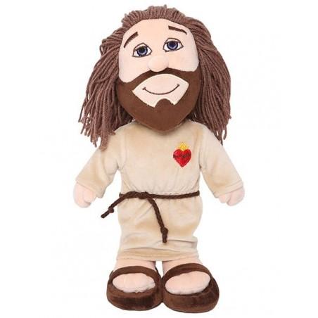 Plush Jesus